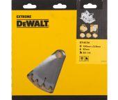 DeWalt DT4034 Extreme Cirkelzaagblad - 190 x 20 x 28T - Hout / Laminaat  - DT4034-QZ