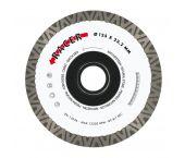 Carat CDB1253000 CDB Racer Diamantdoorslijpschijf - 125 x 22,23mm - tegels & natuursteen