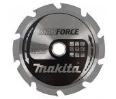 Makita B-08159 Makforce Cirkelzaagblad - 165 x 20 x 10T - Hout
