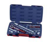 Teng Tools T1272 72 delige gereedschapsset in koffer