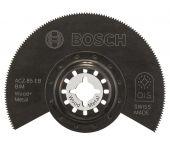 Bosch 2609256943 / ACZ 85 EB BIM segmentzaagblad- 85 mm - Hout en Metaal