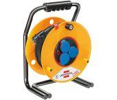 Brennenstuhl 1312500 Brobusta Bretec IP44 kabelhaspel - H07RN-F 3G1,5 - 40m