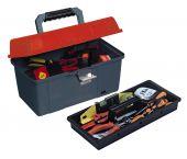 Plano 451 Contractor Gereedschapkoffer met tray - 420 x 220 x 240mm