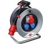 Brennenstuhl 1193200 Garant S CEE 1 IP44 kabelhaspel - H07RN-F 5G2,5 - 25m