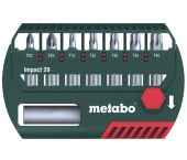 Metabo 628849000 7 delige bitset