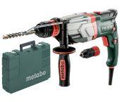 Metabo UHEV 2860-2 Quick SDS-plus Combihamer incl. snelspanboorkop in koffer - 1100W - 3,4J - 600713500