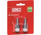 """Senco 4000070 Plug type 300 compatible - buitendraad NPT 3/8"""" - (2st)"""