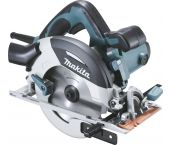 Makita HS6101J1 Cirkelzaag in Mbox - 1100W - 165mm