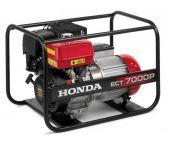 Honda ECT 7000 P duurzaam aggregaat / generator - 7000W