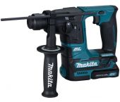 Makita HR166DSAJ 10.8V Li-Ion Accu SDS-plus boorhamer set (2x 2.0Ah accu) in Mbox- 1,1J