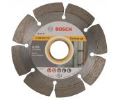 Bosch 2608602191 Standard Diamantdoorslijpschijf - 115 x 22,23 x 1,6mm - universeel