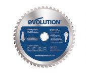 Evolution BLADE230 TCT Cirkelzaagblad - 230 x 25,4 x 48T - Metaal