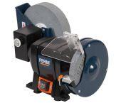 Ferm BGM1021 Nat / droog tafelslijpmachine - 250W - 150/200mm