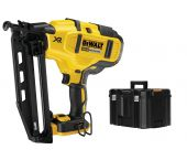 DeWalt DCN660NT 18V Li-Ion Accu afwerk tacker body in TSTAK - 32-63mm - 16 Gauge - koolborstelloos - DCN660NT-XJ