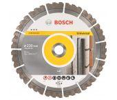 Bosch 2608603633 Best Diamantdoorslijpschijf - 230 x 22,23 x 2,4mm - universeel