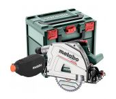 Metabo KT 18 LTX 66 BL 18V Li-ion accu invalcirkelzaag body in MetaBox - 165 x 20mm - 66mm - 601866840