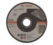 Bosch 2608603171 Standard Rapido Doorslijpschijf - 125 x 22,23mm - metaal