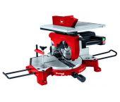 Einhell TC-MS 2513 T Kap- en Verstekzaagmachine met boventafel - 1800W - 250 x 30mm