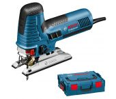 Bosch GST 160 CE Decoupeerzaag in L-Boxx - 800W - T-greep - variabel - 0601517000