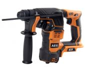 AEG BBH 18-0 18V Li-Ion Accu SDS-plus combihamer body - 2,3J - 4935408330