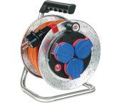 Brennenstuhl 1072900 Garant S Kompakt IP44 kabelhaspel - AT-N07V3V3-F 3G1,5 - 10m