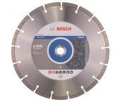 Bosch 2608602698 Expert Diamantdoorslijpschijf - 300 x 22,23 x 3,1mm - steen
