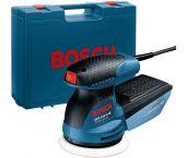 Bosch GEX 125-1 AE Excentrische schuurmachine incl. 50 schuurvellen in koffer - 250W - 125mm