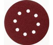 Makita P-43577 Schuurschijf Red - K120 - 125mm (10st)