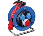 Brennenstuhl 1182770 Garant CEE IP44 kabelhaspel - AT-N07V3V3-F 5G1,5 - 25m