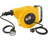Brennenstuhl 1241020300 Automatische kabelhaspel - H05VV-F 3G1,5 - 9+2m