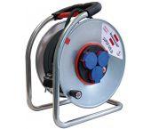 Brennenstuhl 1309500 Super-Solid S Bretec IP44 kabelhaspel - H07RN-F 3G1,5 - 40m