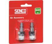 """Senco 4000090 Plug type 310 compatible - buitendraad NPT 3/8"""" - (2st)"""