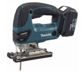 Makita DJV180RFJ 18V Li-Ion Accu decoupeerzaag set (2x 3.0Ah accu) in Mbox - D-greep - variabel