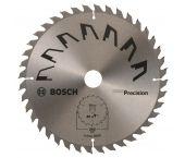 Bosch 2609256B59 PRECISION Cirkelzaagblad - 254 x 30 x 40T - Hout