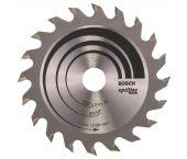 Bosch 2608640582 Optiline Cirkelzaagblad - 130 x 20 x 20T - Hout