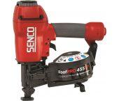 Senco RoofPro455XP Pneumatische trommelspijker tacker voor dakbedekking in koffer - 19-45 mm - 4,8-8,3 bar - 3D2011N