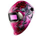 3M Speedglas H752020 Shield wild 'n' Pink lashelm - 54 x 64cm -