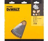 DeWalt DT4094 Extreme Cirkelzaagblad - 190 x 30 x 48T - Hout / Laminaat - DT4094-QZ