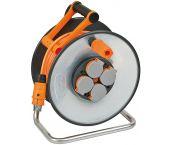 Brennenstuhl 9192330200 ProfessionalLINE SteelCore Kabelhaspel - IP44 - H07BQ-F3G2,5 - 33m