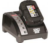 Senco VB0138EU 18V Li-Ion Accu oplader voor DS275-18V