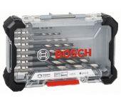 Bosch 2608577146 8-Delige metaalborenset in cassette