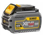 DeWalt DCB546 18V / 54V XR Flexvolt Li-ion accu - 6.0Ah - DCB546-XJ
