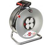 Brennenstuhl 1198560 Garant® S 4 kabelhaspel - H05VV-F 3G1,5 - 50m