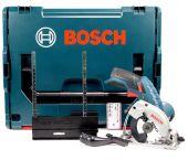Bosch GKS 10.8 V-LI SOLO 10.8V Li-Ion Accu cirkelzaag body in L-Boxx - 85mm - 06016A1002
