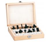 Einhell FS-12 12-delige Frezenset in koffer - 4350199 - 4350199