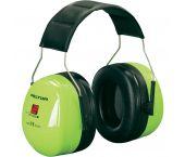 3M Peltor H520 Optime ll Gehoorkap met hoofdbeugel - Groen - OPT2HVIZ