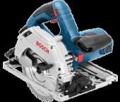 Bosch Blauw GKS 55 GCE cirkelzaag - 1350W in L-Boxx - 0601664901
