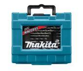 Makita D-36980 34 delige bit- en borenset in koffer
