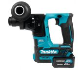 Makita HR166DSMJ 10.8V Li-Ion Accu SDS-plus boorhamer set (2x 4.0Ah accu) in Mbox- 1,1J