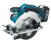 Makita DSS611RFJ 18V Li-Ion Accu cirkelzaag set (2x 3.0Ah accu) in Mbox - 165mm